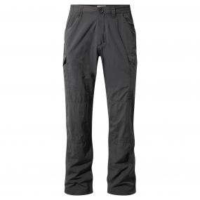 Insect Shield Cargo Pants Black Pepper
