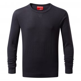 NosiLife Berkley Crew Neck Dark Navy