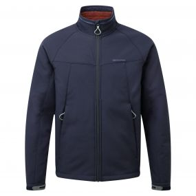 Moorside Jacket Dark Navy