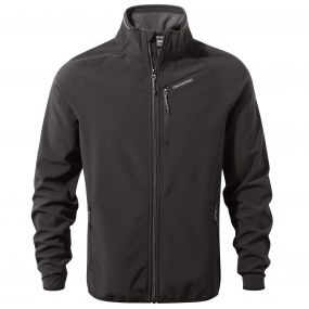 Baird Softshell Jacket Black