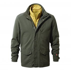 NosiLife Desert 3in1 Jacket Dark Khaki