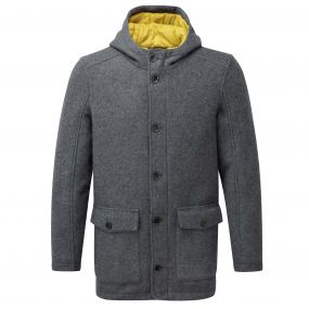Hamilton Jacket Dark Grey Marl