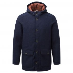 Hamilton Jacket Dark Navy Marl