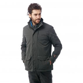 Insect Shield Desert 3in1 Jacket   Black Pepper
