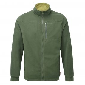 NosiLife Reversible Adventure Jacket Parka Green
