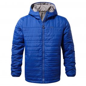 CompressLite II Jacket Deep Blue