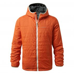 CompressLite II Jacket Spiced Orange