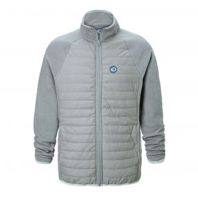 Discovery Adventures Hybrid Jacket Quarry Grey
