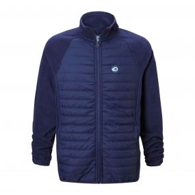 Discovery Adventures Hybrid Jacket Night Blue