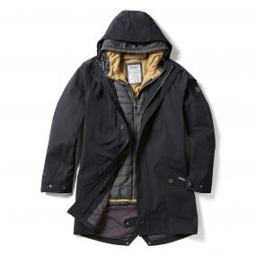 364 3-in-1 Jacket Black Black Pepper