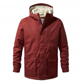 Kiwi Classic Thermic Jacket Red Earth