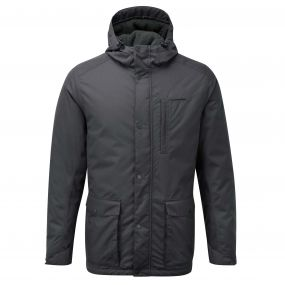 Kiwi Classic Thermic Jacket Black Pepper
