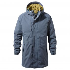 365 5in1 Hooded Jacket Ombre Blue