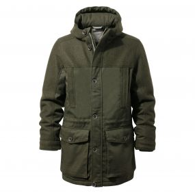 Anders Jacket Dark Moss