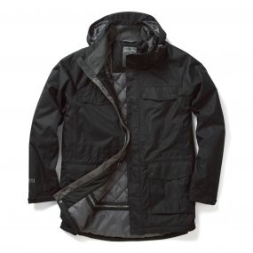 Expert Kiwi Thermic Jacket Black