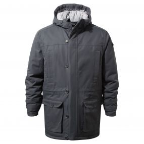 Acton Jacket Black Pepper