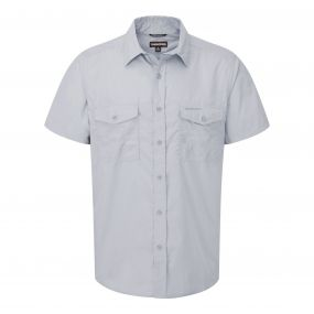 Kiwi Short-Sleeved Shirt Sodium