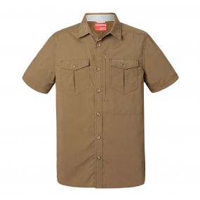 NosiLife Adventure Short-Sleeved Shirt Kangaroo