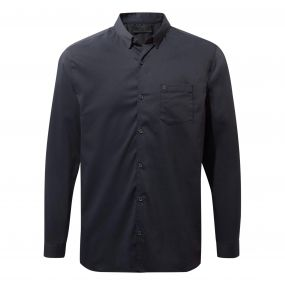 NosiLife Morton Long-Sleeved Shirt Midnight Blue