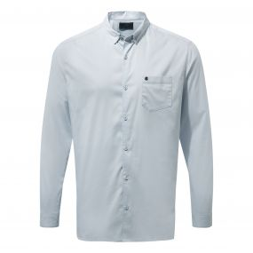 NosiLife Morton Long-Sleeved Shirt Light Blue