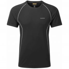 Vitalise Base T-Shirt Black Pepper