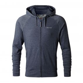 NosiLife Avila II Hooded Jacket Soft Navy Marl