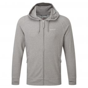Insect Shield Avila II Jacket   Quarry Grey Marl