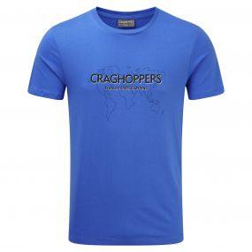 Graphic Tee Sport Blue