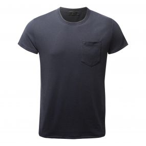 NosiLife Active Short-Sleeved Tee Midnight Blue