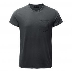 NosiLife Active Short-Sleeved Tee Charcoal