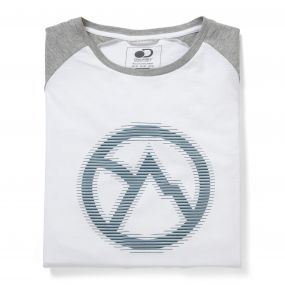 Discovery Adventures Long-Sleeved T-Shirt Optic White