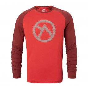 Discovery Adventures Long-Sleeved T-Shirt Dynamite Red