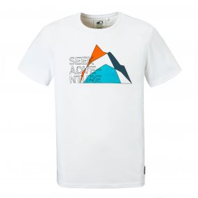 Discovery Adventures Short-Sleeved T-Shirt White