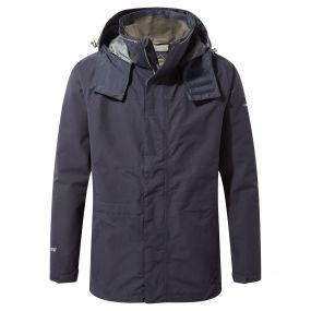 Expert Mens Kiwi GORE-TEX Jacket Dark Navy