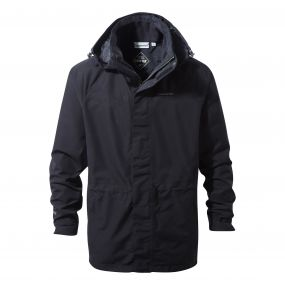 Ashton GORE-TEX Interactive Jacket Black