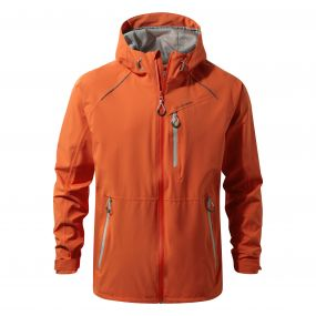 Robens Stretch Jacket Spiced Orange