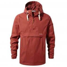 Woodridge Cagoule Carmine Red
