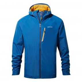 Discovery Adventures Waterproof Jacket Deep Blue