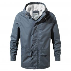 Anson Jacket Ombre Blue