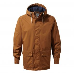 Anson Jacket Tobacco