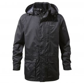 Kiwi Long Interactive Jacket Black