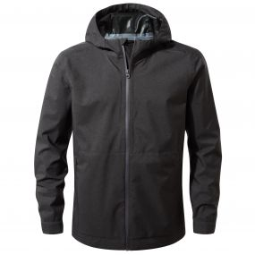 Vertex Jacket Black Pepper Marl