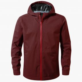 Vertex Jacket Red Earth Marl