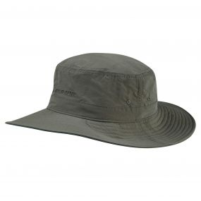 Insect Shield Sun Hat Dark Khaki