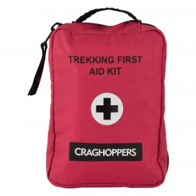 Trekking First Aid Kit Red