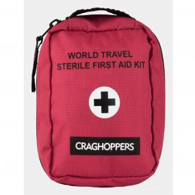 Sterile First Aid Red