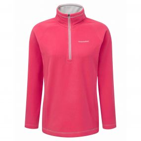 Seline Half Zip Watermelon