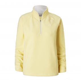 Seline Half-Zip Fleece Buttercup