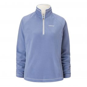 Seline Half-Zip Fleece China blue