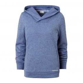 Callins Hooded Top China Blue Marl